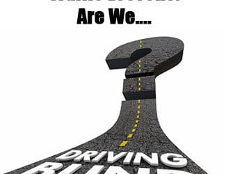 Traffic Lessons: Are We Driving Blind?